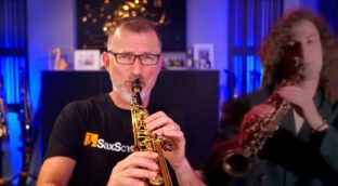 why learning soprano saxophone is hard