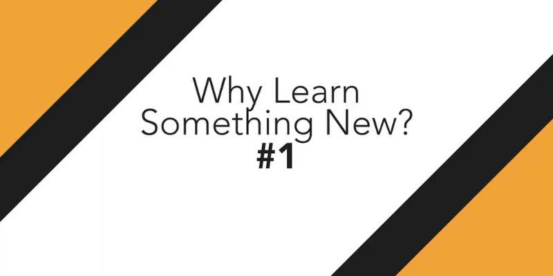 Why learn something new on saxophone