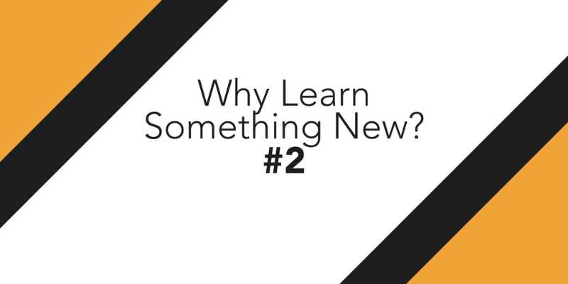why learn something new on saxophone reason 2