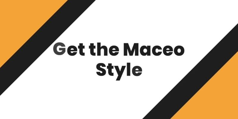 Get the Maceo Parker Saxophone style