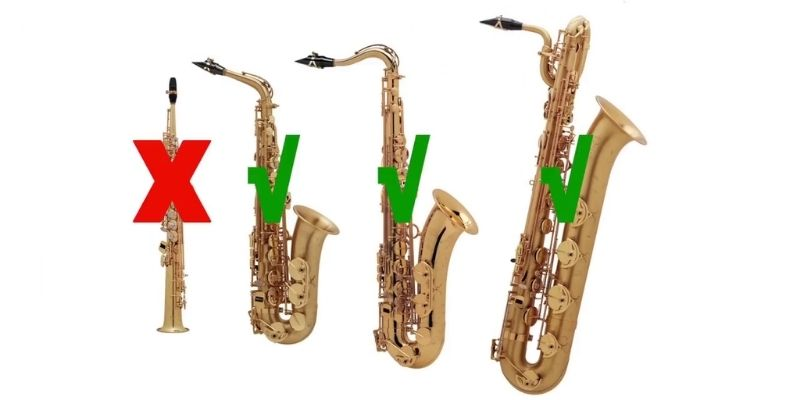 learning soprano saxophone is difficult